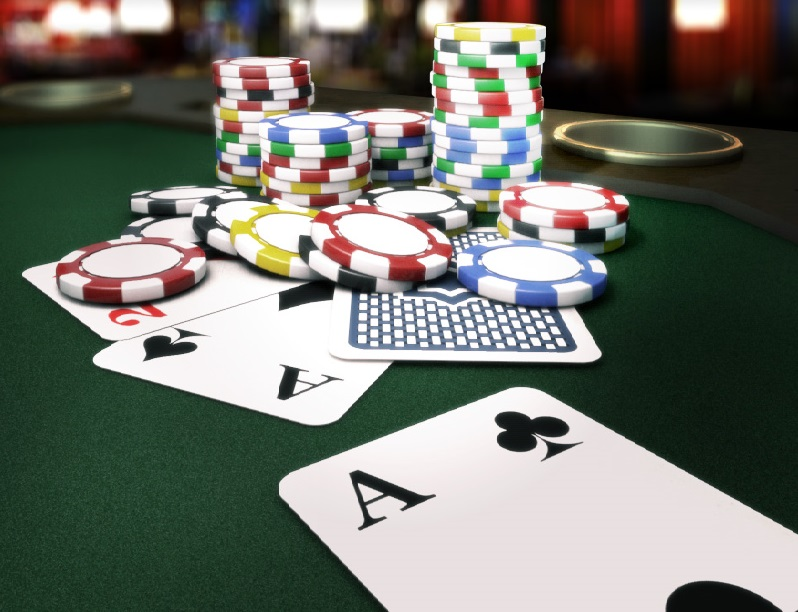 Poker order of importance