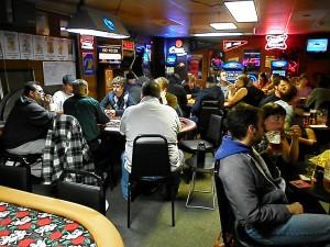 Bar Poker